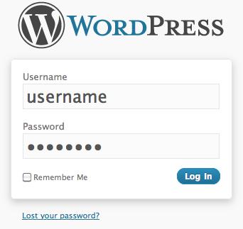 امنیت وردپرس : دسترسی به فولدر wp-admin رو مخفی کنید