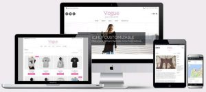 Vogue قالب فارسی وردپرس