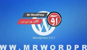 دانلود وردپرس فارسی 3.9.1-farsi WordPress