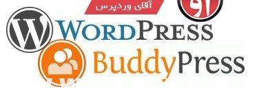 دانلود افزونه فارسی وردپرس بادی پرس (Buddypress)