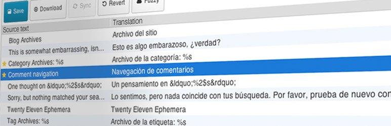 افزونه فارسی ساز وردپرس Wordpress plugin loco Translate