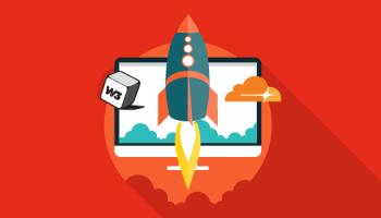 آموزش افزونه w3 total cache و cloudflare