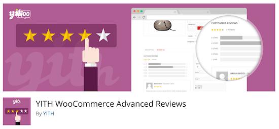 افزونه YITH WooCommerce Advanced Reviews