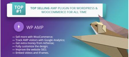 افزونه WP AMP فارسی - صفحات موبایل وردپرس